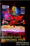 Zombie Night, Easter Horror @ Bierkönig, Thun (BE) 1