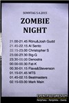 Zombie Night, Easter Horror @ Bierkönig, Thun (BE) 2