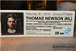 Thomas Newson @ Perron Club, Bern (BE) 2