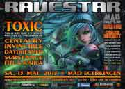 Ravestar - Part 30 (Gratis!) - Happy & MAD Dance Club, Egerkingen (SO) - 13.05.2017