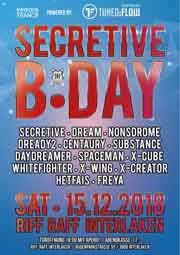 EventPictures.ch - DJ Secretive's Birthday Bash - Riff Raff Bar, Interlaken (BE) - 15.12.2018