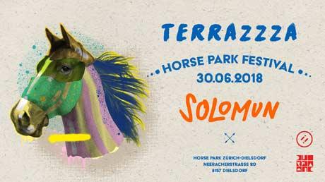 Terrazzza Horse Park Festival 2018 Horse Park Zürich