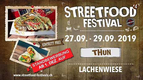EventPictures.ch - 4. Streetfood Festival Thun - Lachenwiese, Thun (BE) - 29.09.2019