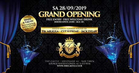 EventPictures.ch - Grand Opening - The Castle Thun - The Castle Club, Thun (BE) - 28.09.2019