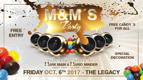 EventPictures.ch - M&M´s Party - The Legacy Club, Thun (BE) - 06.10.2017